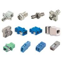 SC FC ST LC Optical Fiber Fittings Adaptor For Testing Instruments Manufactures
