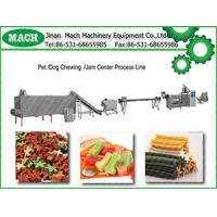China Jam Center Pet chewing Food Processing Machinery Manufactures