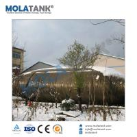 Mola Tank High quality fuel oil storage tank/above ground fuel storage tank with high quality Manufactures