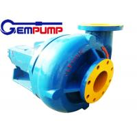 High Chrome Mission Centrifugal Pump 5X4X14 80~120 m3/h Flow Manufactures