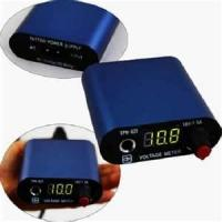 New generation tattoo machine power supply for tattooist with AC Power socket  blue Manufactures