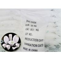 HS 28170010 High Purity Micronized Zinc Oxide Powder For Ceramics CAS 1314-13-2 Manufactures