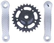 China bicycle chainwheel on sale