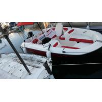 China 16.5 feet sport xomfortable relaxing    fiberglass pleasure yacht with CE in best price wholesale
