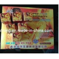 China Happy Passenger Sex Pills with Sea Horse, Lyceum and Various Abundant Nutriment , Herbal Sex Pills on sale