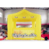 China Cheap Steeple Inflatable Advertising Tent, Exhibit Booth for Sale on sale