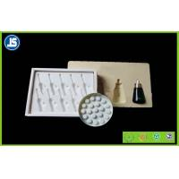 Essence Oil Bottles Flocking Tray Eco-Friendly , Clamshell Packaging Manufactures