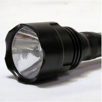 Rechargeable, aluminum, 5 - 15 volts,  1000 lm cree high powered led flashlight Manufactures