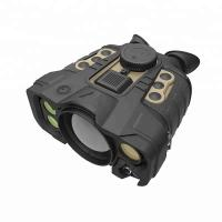 China ROHS Approved Infrared Thermal Imaging Binoculars , Heat Detecting Binoculars on sale