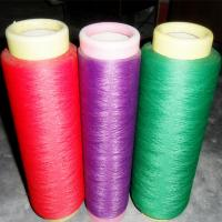 100% ring spun polyester yarn for weaving and knitting Manufactures