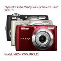 Quality Digital Camera COOLPIX-L22 (12MP, 3.6x Optical Zoom) for sale