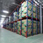 Adjustable Steel Industrial Shelving Warehouse Design Storage Heavy Duty Manufactures