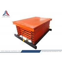 Customized Stationary Hydraulic Scissor Lift Table from China Factory Manufactures
