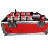 Quality Reflective And Noctilucence Eight Channel Rack Flight Case Of Motor Chain Hoist for sale