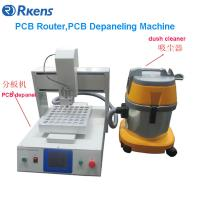 PCB router, PCB depaneling machine, PCB depanel for irregular PCBs Manufactures