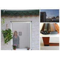 Anti bug anti - UV Roll Up Retractable Mosquito Screens for Windows Manufactures