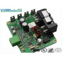 Rigid Prototype Pcb Assembly Services , Electronic Pcb Board 1oz Copper Thickness Manufactures