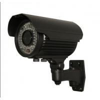 H.264 600 TV-Lines Outdoor Security Cameras Waterproof Audio / Video Support Manufactures