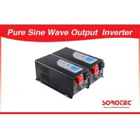 China DC/AC Inverters Solar Power Inverter 1 - 10kVA Bapass Function on sale