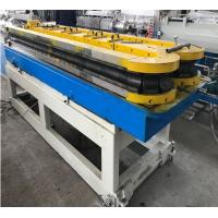 Double Wall Plastic Pipe Extrusion Machine / Corrugated Pipe Extruder Manufactures