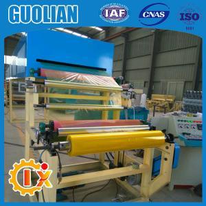 GL--500J  Hot selling adhesive bopp tape coating machine Manufactures