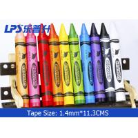 24 Colors Silky Gel Wax Crayons Round Extral Jumbo Crayons Kids Favourite Manufactures