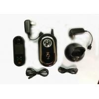 Hands Free Infrared 2.4ghz Wireless Door Phone With Digital Video Camera Manufactures