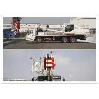 Telescopic Fully Hydraulic Truck Crane With 110s Lift Boom Extension Time Manufactures