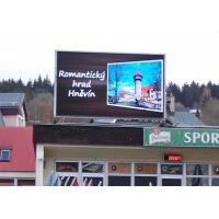 P10 Smd Outdoor Led Billboard Screen Waterproof With Fixed Installation Manufactures