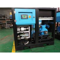 Compact Structure Screw Drive Air Compressor For Food Packaging Plants Manufactures