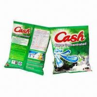Super Concentrated Washing Powder from Cash with Natural Essence Manufactures