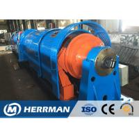 500r / Min Tubular Stranding Machine , Copper Cable Manufacturing Machines Manufactures