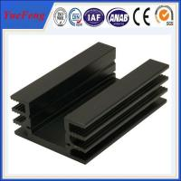 OEM China factory,6063 heat sink industrial aluminium profile Manufactures