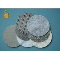 China Shockproof Nonwoven Felt / Eco-Friendly Printed Foor Carpet Pad on sale