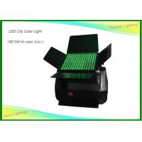 600w Exterior Wall Wash Light , High Power Led Wall Washer Rgb 3 In One Manufactures
