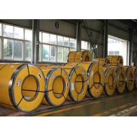 410  410s Stainless Steel Strip Coil , 600mm - 1250mm Width SS 430 Coil Manufactures