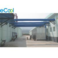 Low Temperature Frozen Food Storage Warehouses With Electrical Controlling System Manufactures