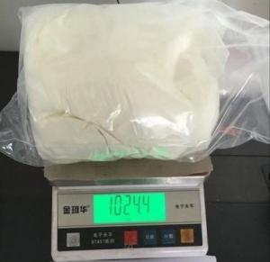 CAS 1443-52-3 - HCl White Crystalline Powder Butyryl-Fentanyl Hydrochloride, Uncut Carfentanill purity 99.7% C23H30N2O Manufactures