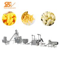 Stable Performance Kurkure Making Machine Snack Food Extruder Machine Manufactures