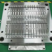 PPR Plastic Pipe Fitting Mould , PP / ABS / PC Plastic Multi Cavity Mould for sale