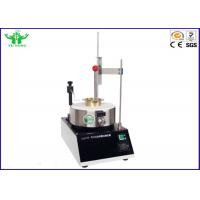 ASTM D92 Cleveland Open Cup Flash Point Test Instrument With Manual Operation Manufactures