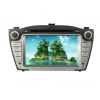 China 2 Din GPS Car LCD Screen DVD Player with USB,Dual Zone, IPOD For Hyundai IX35  on sale