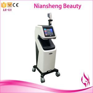 Niansheng 2016 Anti-age  HIFU face lift  machine wrinkle removal machine Manufactures