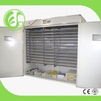 2015 hot sale high quality full automatic egg incubator chicken egg hatchinhg machine for sale Manufactures