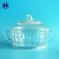 Birthday Gift Plastic Food Storage Jars Transparent Clear Cylinder Container Manufactures