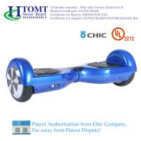 2 Wheel Self Balance Scooter Hoverboard With 6.5 Inch Wheel Bluetooth Speaker with Chic License Manufactures