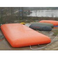 950gsm PVC Collapsible Water Storage Tank Easy Fold Huge Capacity Manufactures