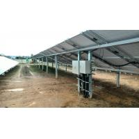 Photovoltaic Confluence Box / Array Junction Box RS485 10A For 10MW PV Manufactures