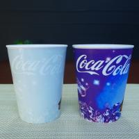 420ml Pp Promotion Single Wall Plastic Cups AB Grade For Cola Manufactures