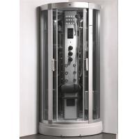 Enclosed Steam Shower Bath Cabin Spa Shower Enclosures With Aluminum Alloy Column Manufactures